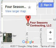 Four Seasons Contracting, LLC on Google Maps