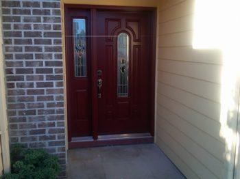 Door Replacement in Vancouver WA by Four Seasons Contracting, LLC